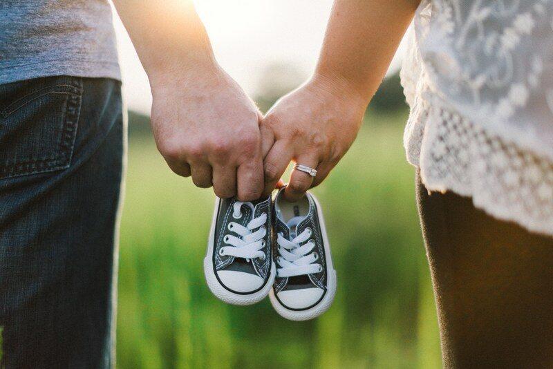 getting married having kids baby